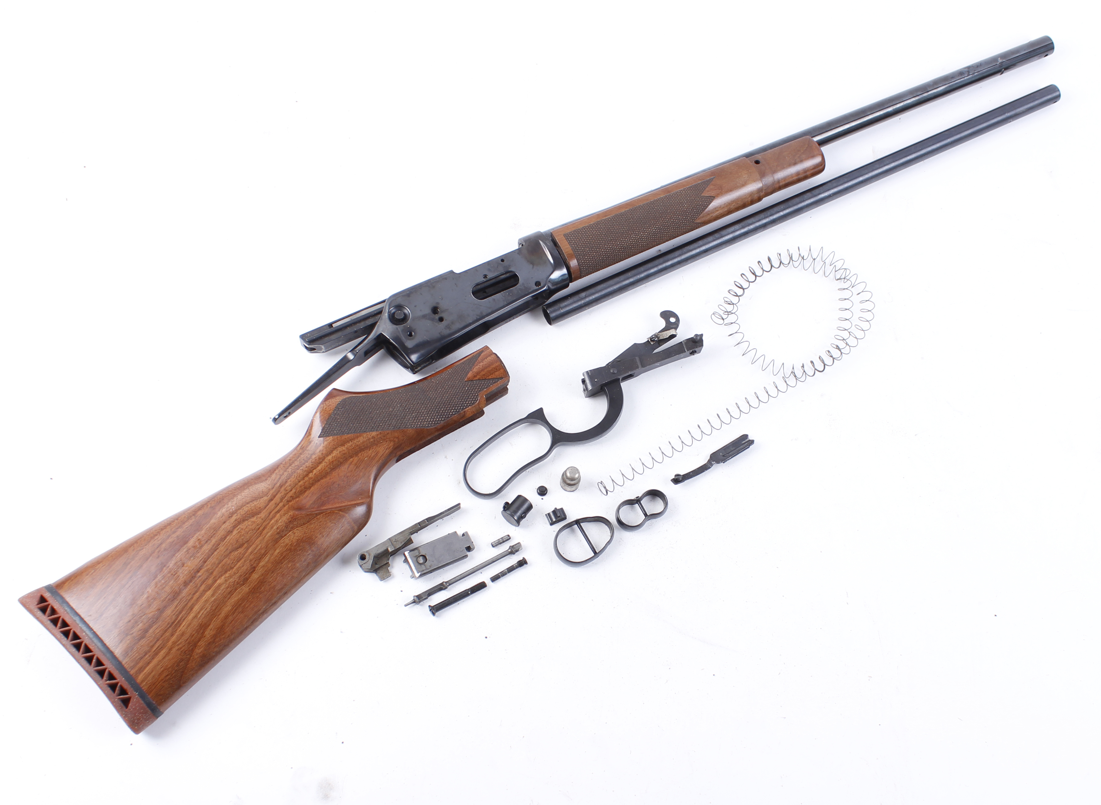 S1  357 (mag) Winchester 94AE lever action rifle - parts
