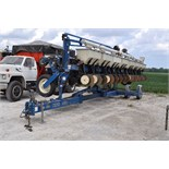 40' Kinze 3600 16 row corn planter, dry fertilizer w/Kinze single disc openers, No-Till coulter with