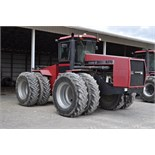 Case International 9370 4WD tractor, 8753 hrs, CHA, 4 hyd remotes, PTO, 20.8-42 duals, SN