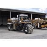 Floater 3000 3 wheel sprayer, 4600 hrs, 3208 CAT diesel, 1400 gal SS tank, 80' boom, 66x43.00-25