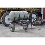 300 gallon pull type spot sprayer