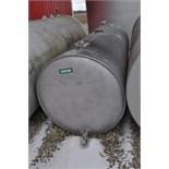 1,000 gal steel fuel tank