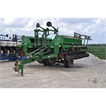 """24' Great Plains Solid Stand 24 drill, 7.5"""" spacing, No-till coulters, seed lock wheels, double V"""