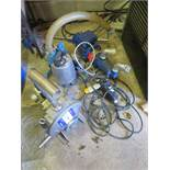 Diaphrame pump and small water pump and submersibl