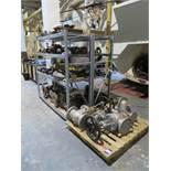Selection of boiler spares valves, 3 x vertical Gr