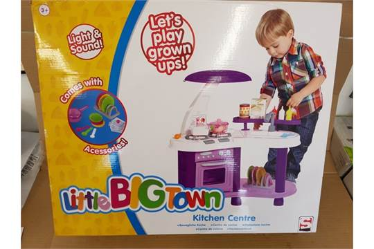 Pallet To Contain 36 X Brand New Little Big Town Large Kitchen