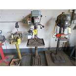 "JET OR-2501F 20"" 12-SPD PEDESTAL DRILL PRESS"