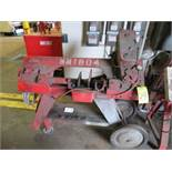 "8"" x 16"" MOBILE HV BAND SAW"