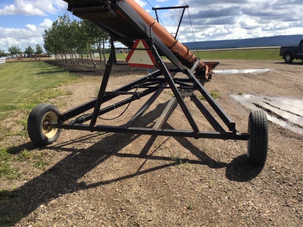 Lot 56 - 10×65 Batco conveyor auger, PTO drive
