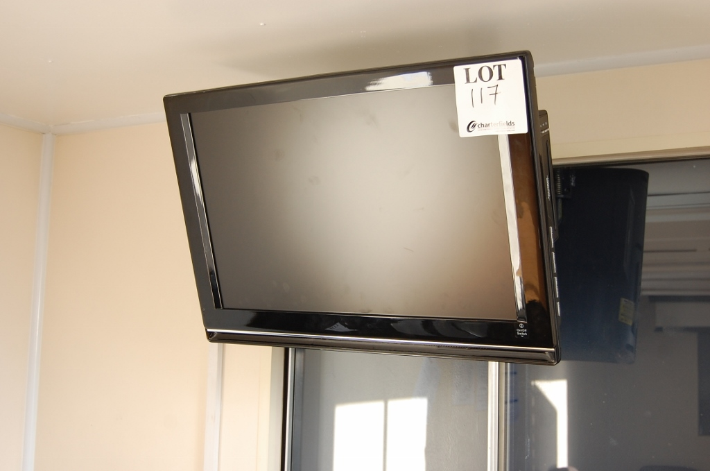 flat screen tv combined with dvd player. Black Bedroom Furniture Sets. Home Design Ideas