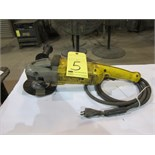 ELECTRIC RIGHT ANGLE GRINDER, DEWALT 8""
