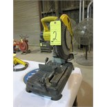 "MULTI-CUTTER SAW, DEWALT 14"", Mdl. DW872, S/N 320984"