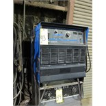 WELDING POWER SUPPLY, MILLER GOLDSTAR MDL. 452, 450 amps @ 38 v. output, 60% duty cycle, S/N