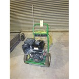 POWER WASHER, JOHN DEERE MDL. 020297, 3,800 PSI, gas engine