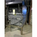 WELDING POWER SUPPLY, LINCOLN MDL. R3R-400, 400 amps @ 40 v. output, 100% duty cycle, S/N AC475224
