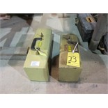 LOT OF TEST UNITS (2), CHANDLER ENGINEERING
