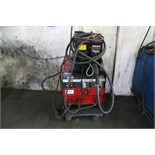 Lincoln Electric CV 300 Arc Welder S/N U1950908141 with Lincoln Electric LN-7 Wire Feeder S/N