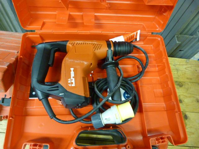 Lot 20 - *Hilti TE7 Single Phase Drill