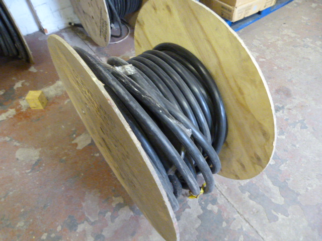 Lot 47 - *Spool of Four Core Cable