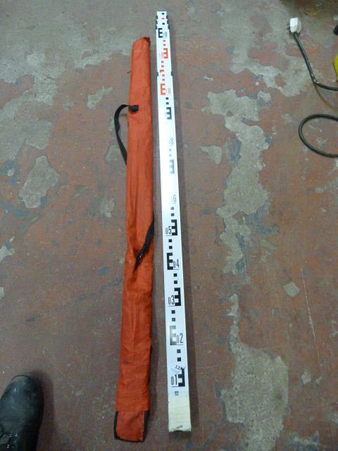 Lot 12 - *Surveyors Measuring Pole