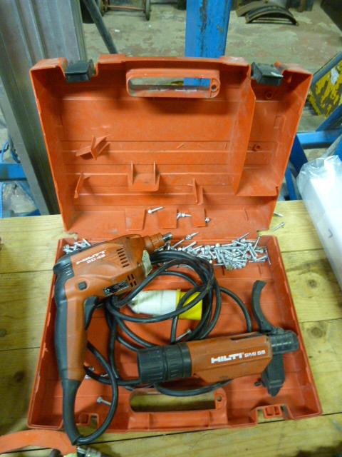 Lot 18 - *Hilti SD45+ SMI55 Drywall Screwdriver