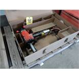 AIRETOOL PORT. PIPE END PREP TOOL, M# EPT-4500, S/N 14894, W/CASE