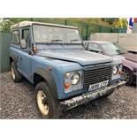 1991 Land Rover Defender 90 200 TDi Station Wagon