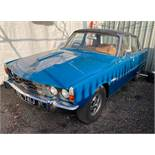 1971 Rover p6 V8