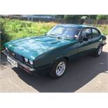 1984 Ford Capri V8