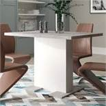 Boxed Eileen Dining Table RRP £145 (17903) (Appraisals Available Upon Request)(Pictures Are For