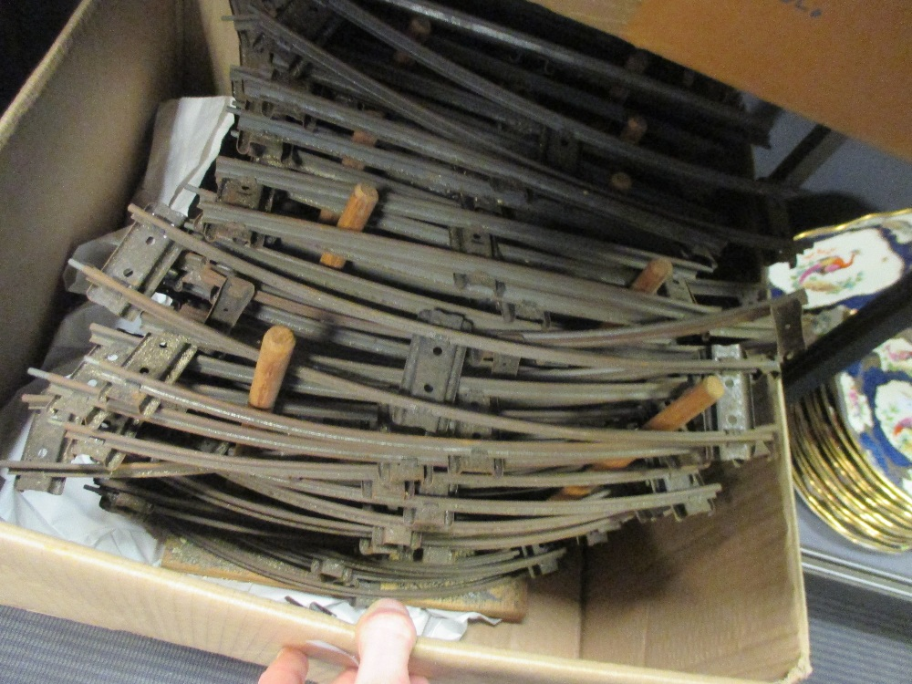 Lot 49 - Model railway, including some Horny Series O gauge, carriages, rolling stock, locomotives, and
