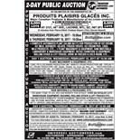 2-DAY-AUCTION FLYER