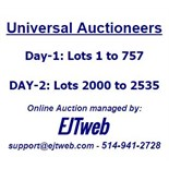 DAY-1: Lots 1 to 759 - DAY-2: Lots 2000 to 2535 -