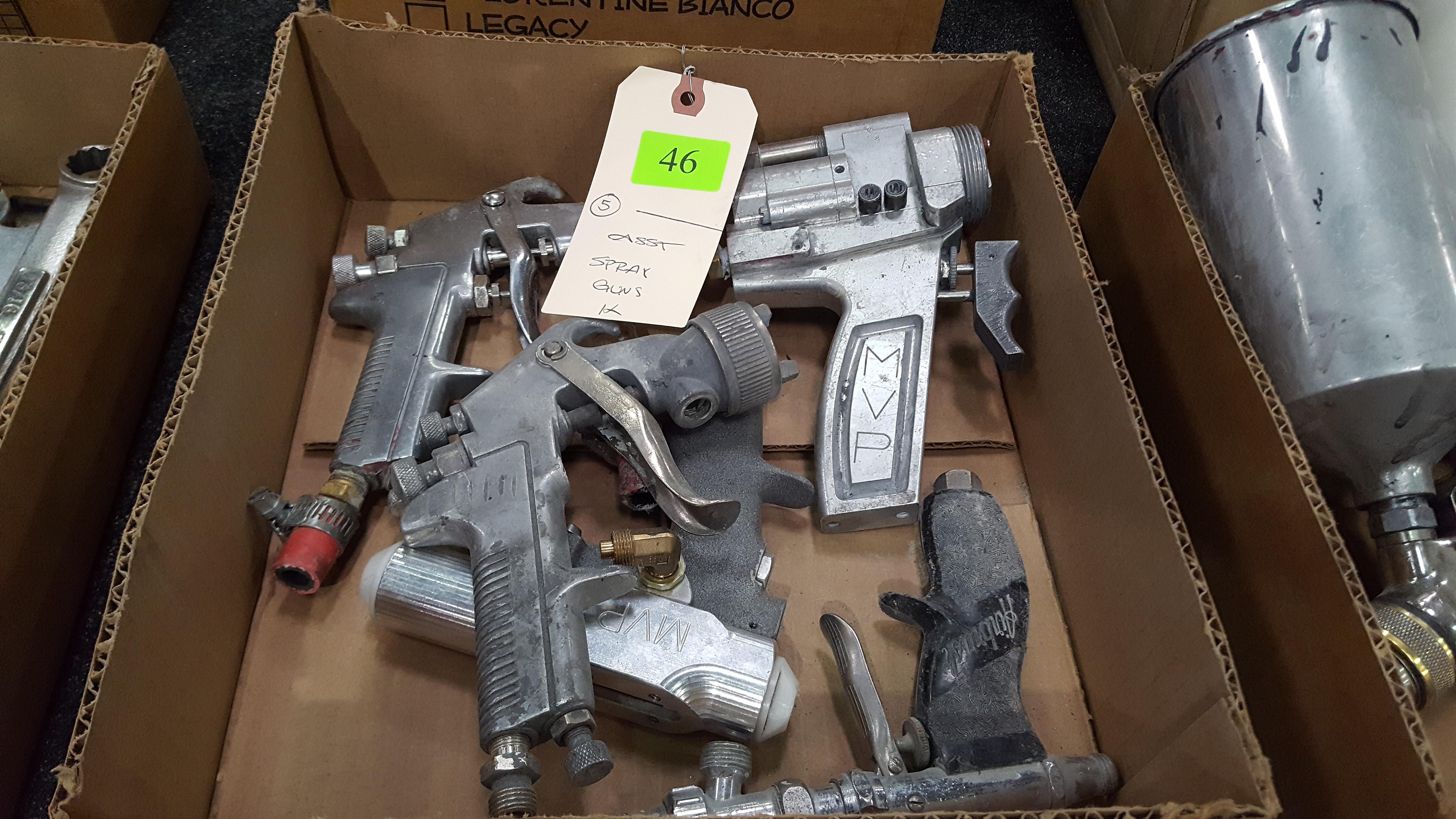 ASST SPRAY GUNS 1X