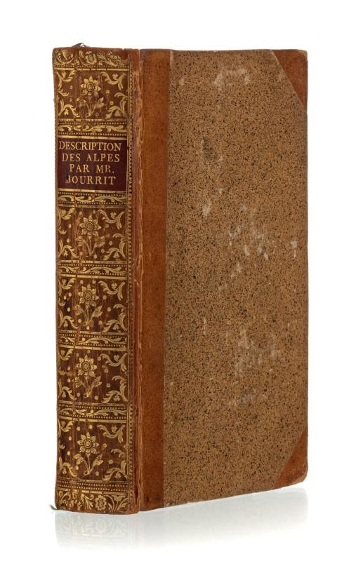 BOURRIT. Description des Alpes pennines et rhétiennes. J. P. Bonnant. Genève. 1781. 1 vol. in-8° - Image 2 of 3