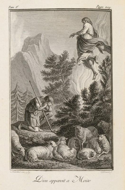 Lot 16 - BIBLE (La Sainte). 12 tomes en 12 vol.