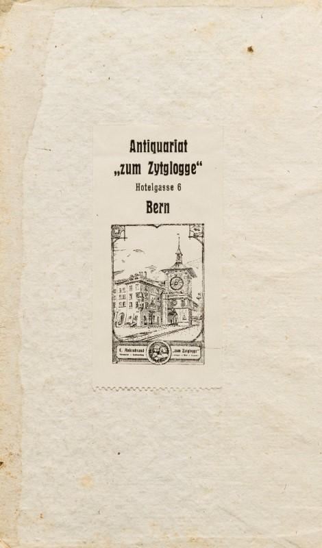 HELVETICA. LAUFFER (Jacob). Genaue und umständliche Beschreibung Helvetischer Geschichte. Zurich. Be - Image 4 of 5