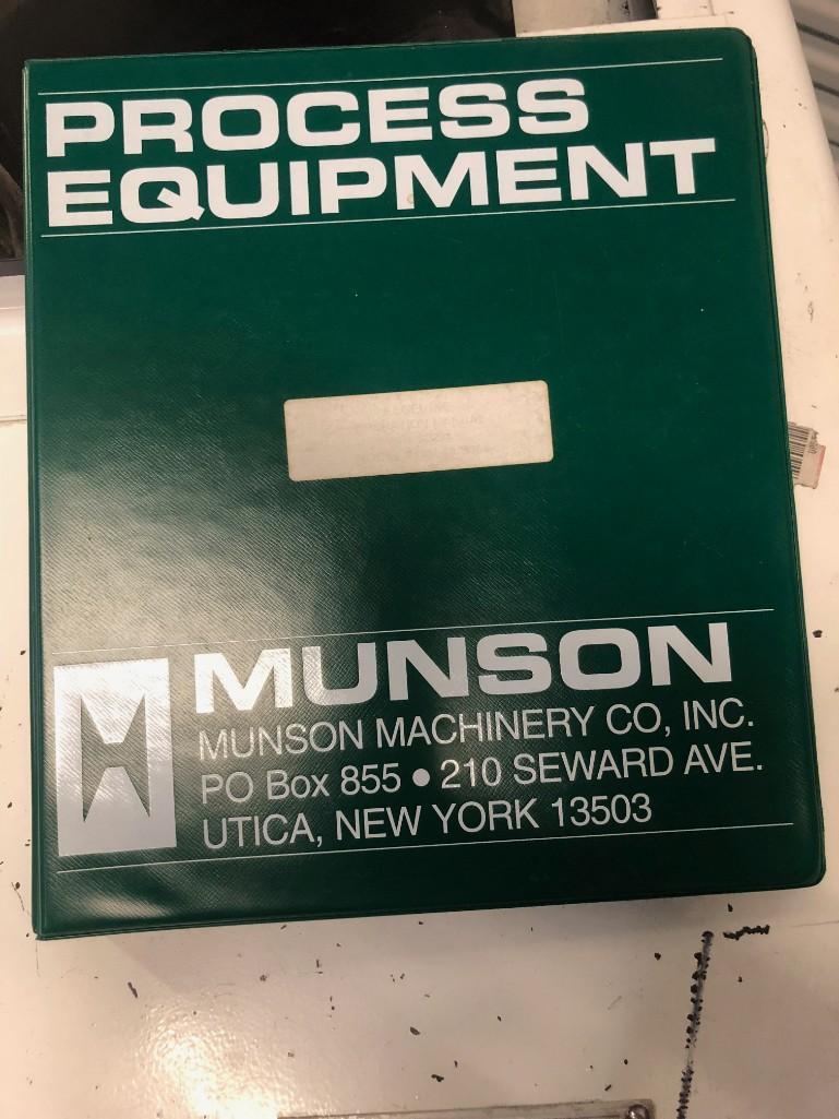 Lot 62 - MUNSON PIN MILL