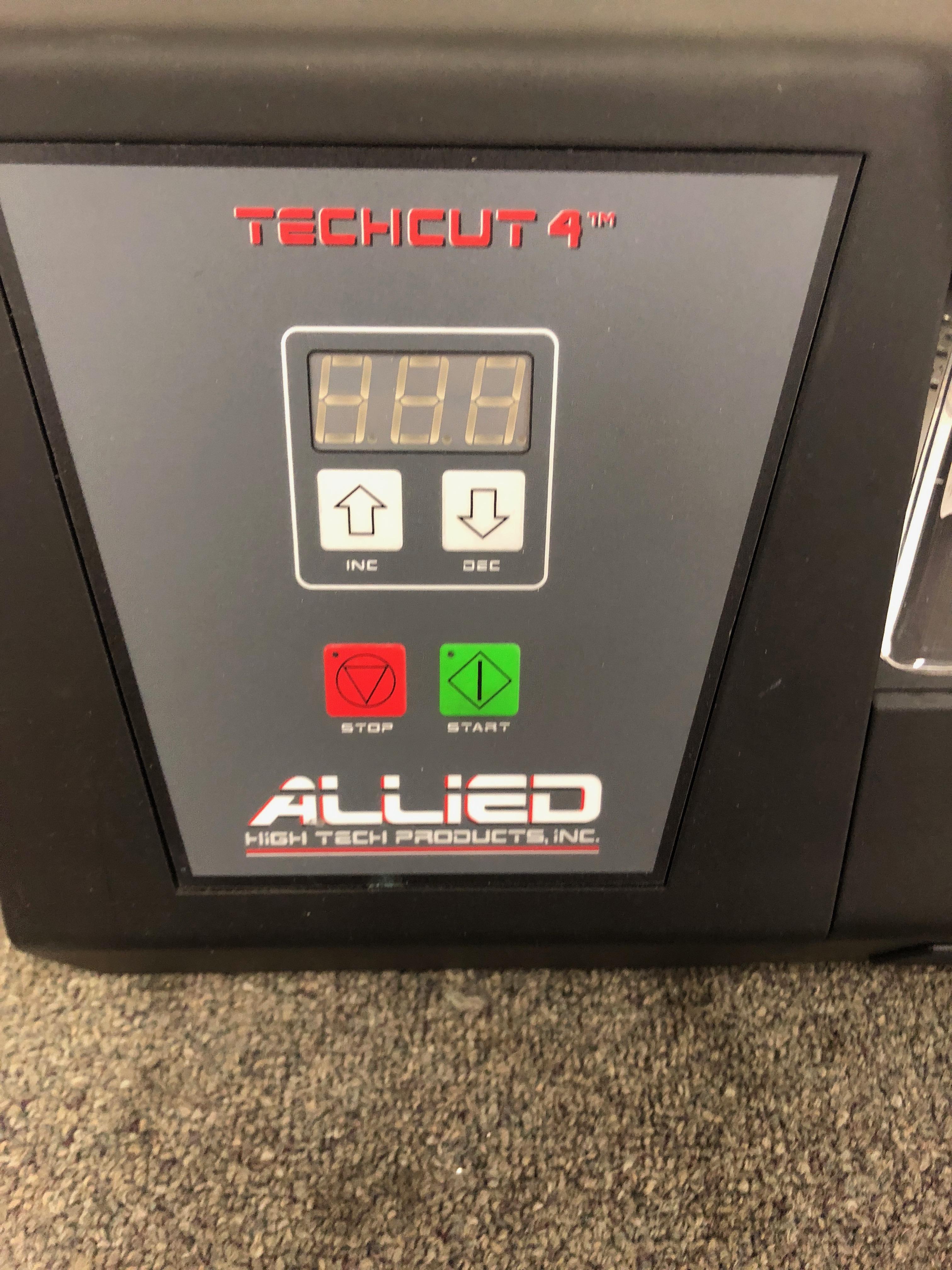 Lot 123 - Allied Saw TechCut 4