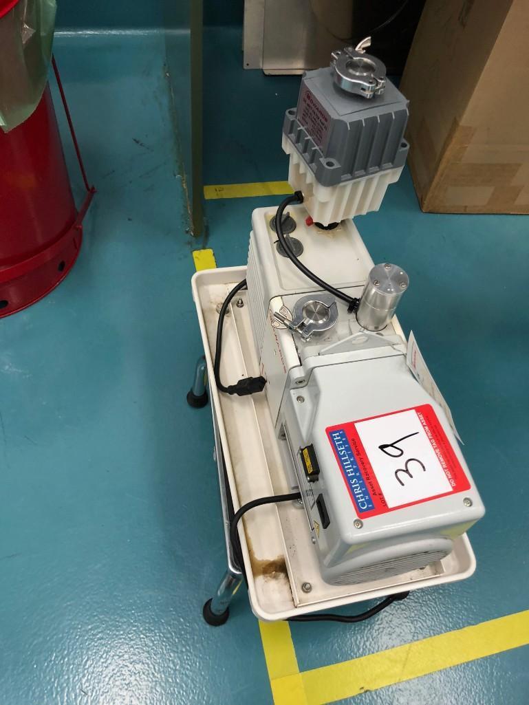 Lot 39 - Edwards Vacuum Pump System