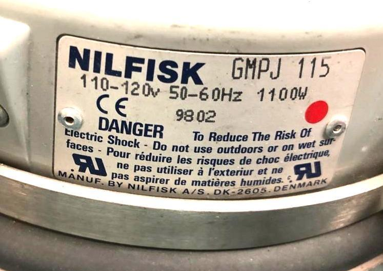 Lot 13 - Nilfisk GM80