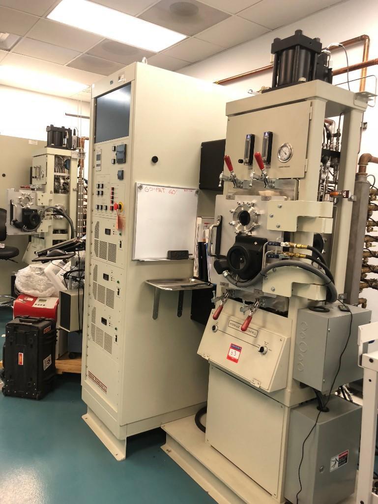 Lot 1A - High Temperature Spark Plasma Press