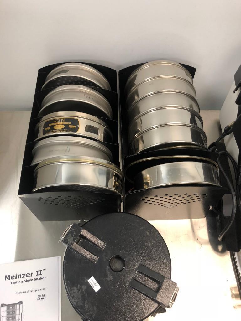 Lot 66 - Testing Sieve Shaker