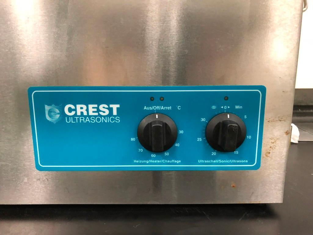 Lot 53 - CREST ULTRASONICS