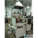 "DCM TECH MODEL 1G-180 VERTICAL SPINDLE ROTARY SURFACE GRINDER; S/N 21610, 11.2 HP, 18"" DIA. CHUCK,"