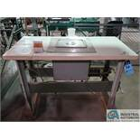 ESMA MODEL E3997RC TABLE TYPE ULTRASONIC WASHER; S/N 397RC-14