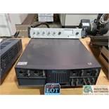 (LOT) GENERAL RADIO 1316 OSCILLATOR AND AUTO PRECISION SYSTEM TWO 2222 DSP