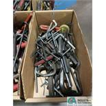 (LOT) (2) BOXES OF ALLEN WRENCHES