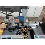 "(LOT) 1/2"" POWER-KRAFT ELECTRIC DRILL AND INTERNATION ROUTER"