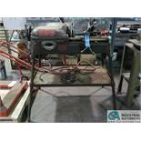 RIDGID MODEL 801 POWERED PIPE THREADER; S/N 810145